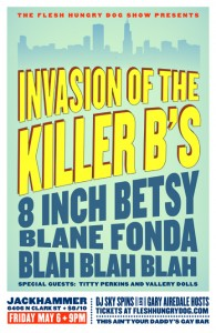 Invasion of the Killer Bs
