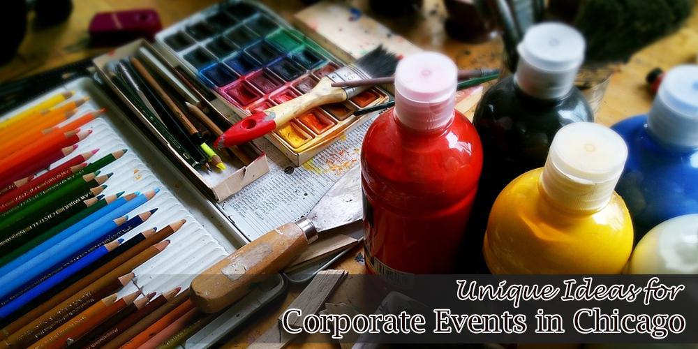 unique ideas for corporate events in chicago
