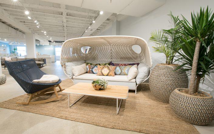 dedon-arch Stephen Burks furniture design