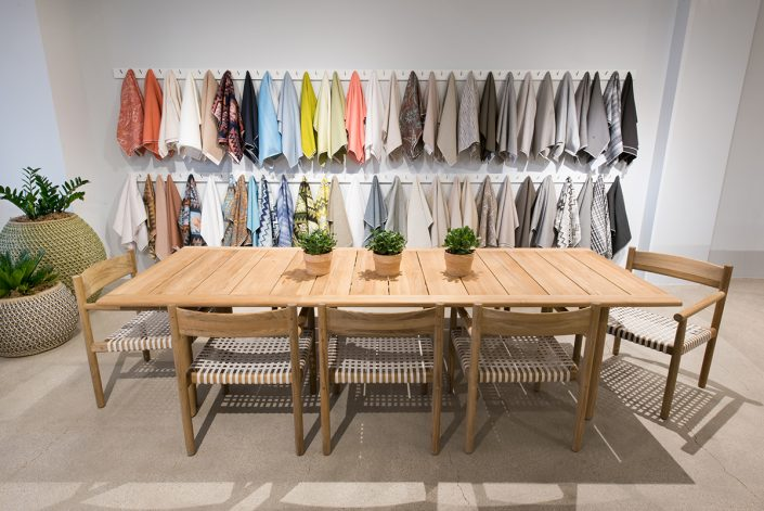 Dedon Arch Stephen Burks furniture design