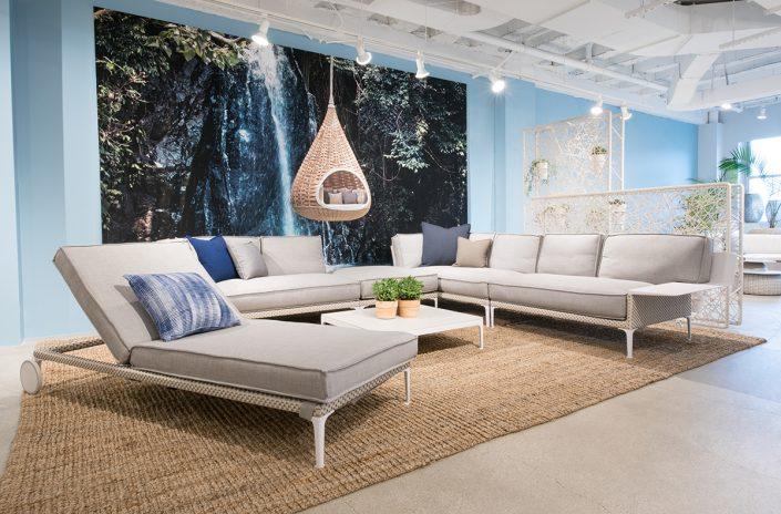 Stephen Burks furniture design dedon arch