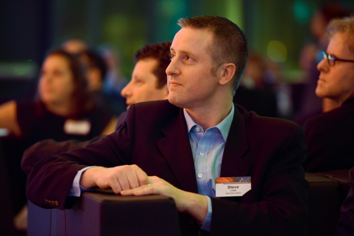 Business conference man candid photography