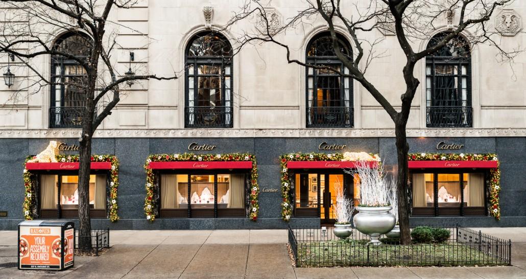 Cartier photographs Chicago