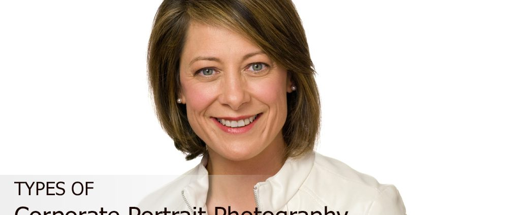 types of corporate photographs