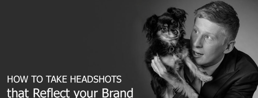 How to Take Headshots That Reflects Your Brand