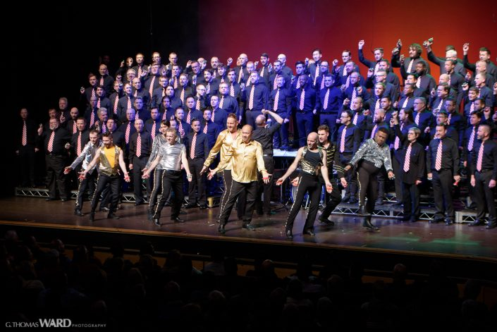Chicago Gay Men's Chorus Event Photography